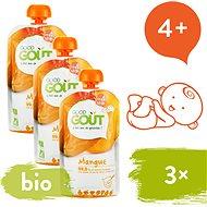 Good Gout Organic Mango 3 × 120g - Baby Food