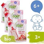 Good Gout BIO Detská jahodová instantná kaša v prášku 200 g