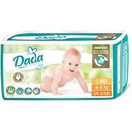 DADA Extra Soft MIDI 3, 54 ks - Detské plienky