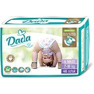 DADA Extra Soft MAXI 4, 46 ks - Detské plienky