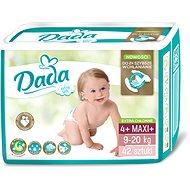 DADA Extra Soft MAXi 4+, 42 ks - Detské plienky