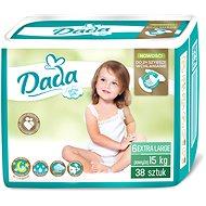 DADA Extra Soft Extra Large 6, 38 ks - Detské plienky