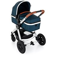Petite & Mars Grand II Platinum Indigo 3-in-1 2020 - Baby Buggy