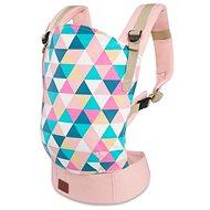 Kinderkraft Nino pink - Nosič pre dieťa