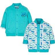 Gmini Bager kabátik obojstranný 80 - Kabátik pre bábätko