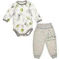 Garnamama body, nohavice, 68 cm - Dojčenská súprava