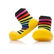 ATTIPAS RainBow Yellow - Detské topánočky