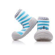 ATTIPAS Topánočky veľ. Marine Avel. M02-Handle veľ. L (116 – 125 mm) - Detské topánočky