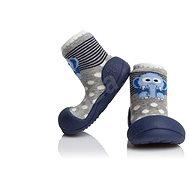ATTIPAS Zoo Navy - Detské topánočky