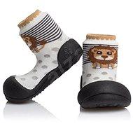 ATTIPAS Zoo Black - Detské topánočky
