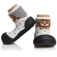 ATTIPAS Zoo Black Size XL - Baby Booties