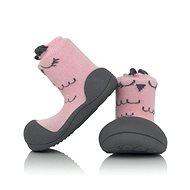 ATTIPAS Topánočky Cutie A17C Pink veľkosť L (116 až 125 mm) - Detské topánočky