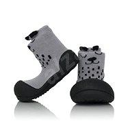 ATTIPAS Cutie Gray - Detské topánočky