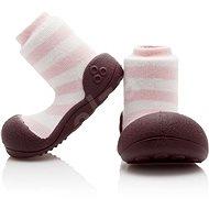 ATTIPAS Natural Herb Pink - Detské topánočky