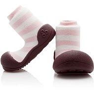ATTIPAS Natural Herb Pink veľ. L - Detské topánočky