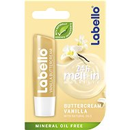 LABELLO Lip Balm Vanilla Buttercream 4,8 g - Balzam na pery