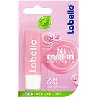 LABELLO Soft Rosé 4,8 g - Balzam na pery
