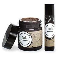 MARK face and body Komplexní péče o rty MARK Coffee Lips Peeling a balzám na rty - Balzam na pery