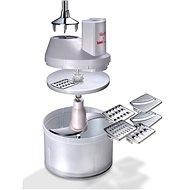 Bamix Sissline M200 + Bamix ND Multifunkčný krájač biely - Tyčový mixér