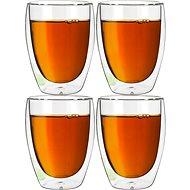 BANQUET Dvojstenný pohár DOBLO 350 ml 4 ks - Termopohár