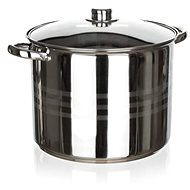 BANQUET LIVING Stainless-steel Pot 16.2l - Pot