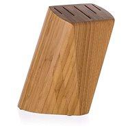 BANQUET Stojan drevený pre 5 nožov BRILLANTE Bamboo 22 × 13,5 × 7 cm - Stojan na nože