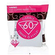 Hario papírové filtry pro V60-01 100 ks - Filtre