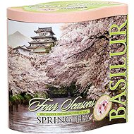 BASILUR Four Seasons Spring Tea, plech, 100 g - Čaj