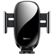 Baseus Smart Car Mount Cell Phone Holder Black - Mobile Phone Holder