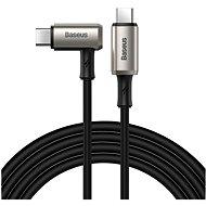 Baseus Hammer Type-C PD USB-C 3.1 Gen2 100 W (20 V/5 A/10 Gbps) 1,5 m Black - Dátový kábel