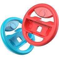 Baseus SW Wheel Handle Pair GS03 Red + Blue - Kryt