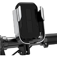 Baseus Armor Motorcycle and Bicycle Holder Silver