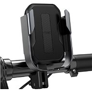 Baseus Armor Motorcycle and Bicycle Holder Black