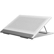 Baseus Portable Laptop Stand, White&Gray - Stojan