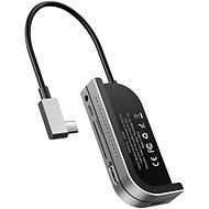 Baseus Multifunctional Type-C HUB CAHUB-WJ0G, Dark gray - USB Hub