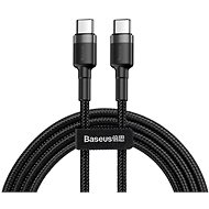 Baseus 60W Flash Charging USB-C Cable 1 m gray/black