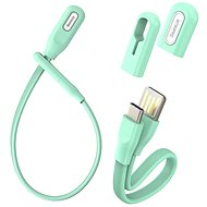Baseus Bracelet Cable USB to Type-C (USB-C) 0,22 m Mint Green - Dátový kábel