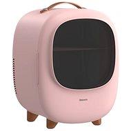 Baseus Zero Space Prenosná chladnička ružová - Autochladnička
