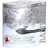 BASILUR Four Seasons Winter Tea plech 100 g - Čaj