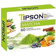 TIPSON BIO Matcha Kazeta Variácie prebal 60× 1,5 g - Čaj