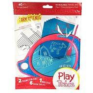 Boogie Board Play and Trace – Poľnohospodárski priatelia, vymeniteľná šablóna