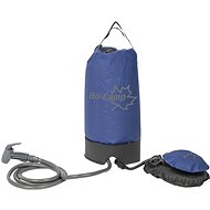 Bo-Camp Camp Solar shower with pump Compact 11 l - Sprcha