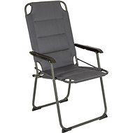 Bo-Camp Chair Copa Rio Classic Air Padded, Grey - Armchair