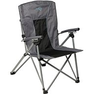 Bo-Camp Folding chair Deluxe King Plus 4-Positions, Anthracite - Armchair
