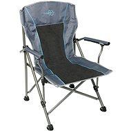 Bo-Camp Folding chair Deluxe King anthracite - Kreslo