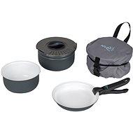 Bo-Camp Cookware set Trekking 5 pcs Ceramic coating