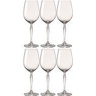 Bohemia Crystal Poháre na biele víno 440 ml KEIRA 6 ks - Poháre na víno