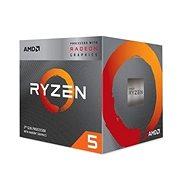 AMD RYZEN 5 3400G - Procesor