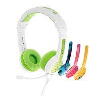 BuddyPhones School+, green