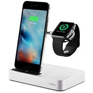 Belkin Valet Charge Dock pre Apple Watch + iPhone - Nabíjací stojan